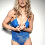 Kayleigh P – Blue Body Suit - 0