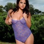 Robyn Hunt – My Blue Bodysuit - 0