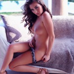 Chloe Goodman Stripping To Nude From Her Animal Bodysuit - 16