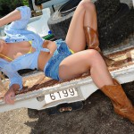 Amy Green – Sexy Truck Cowgirl - 6