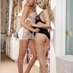 Danielle Maye And Sophia Knight – Best Friends - 0