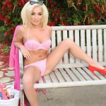 Dannie Aston – Dannie Strips Nude From Cute Outfit - 7