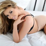 Leah Francis – Black Bra On My Bed - 2