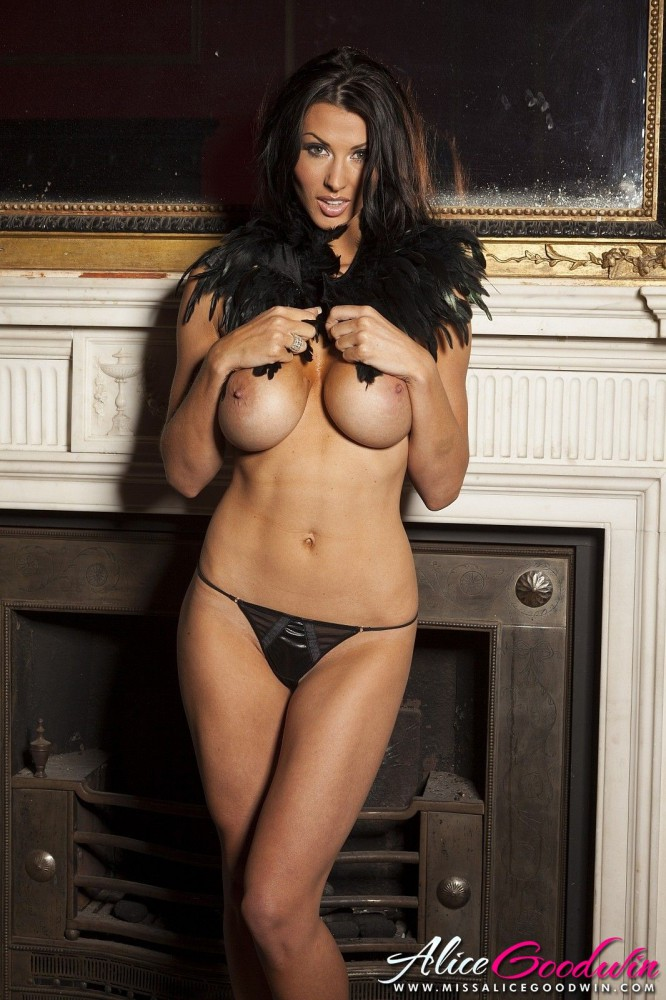 Alice Goodwin – Fireplace