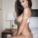 Alice Goodwin Sat Down Playing With Her Big Bangers - 15