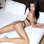 Alice Goodwin Sat Down Playing With Her Big Bangers - 19