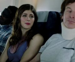 Alexandra Daddario In Do You Want To See A Dead Body?