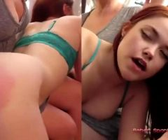 Allowed To Cum After A Long Spanking