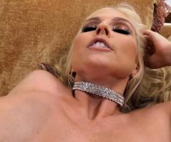 Christie Stevens Fantasizes About Having A Big Black Cock
