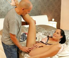 DADDY4K. Dirty girl allows BF's daddy ejaculate on her…