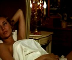 """Diane Kruger Topless In """"Whatever You Say"""""""