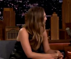 Elizabeth Olsen On Fallon Is Always A Treat