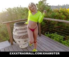 ExxxtraSmall – Tiny Teen Gets Her Pussy Ate Out