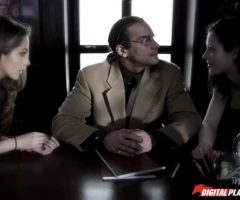 Jenna Haze And Stoya – Teachers Scene 3