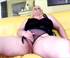 June Kelly Interracial Tits Galore!!! Huge Natural Tits
