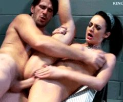 Kinggoochgifs Big Tits In Uniform Slutty Stay In The Slammer Alektra Blue Pt2 Sex Anal (7 gifs)
