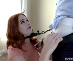 Knowing How To Deepthroat Is A Skill All Submissives Should Learn To Do – Scarlett Snow