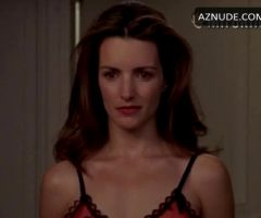 Kristin Davis In Sex And The City