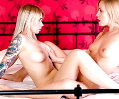LETSDOEIT – Sensual Lesbian Sex Tutorial with Russian Babes