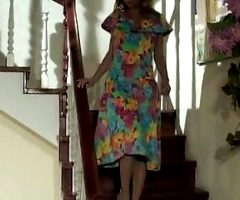 mature women practicing sex in stockings and pantyhose 2