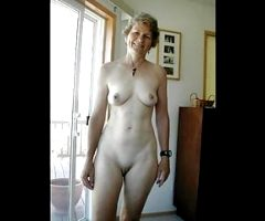 Matures and Grannies: Slender is Sexy too