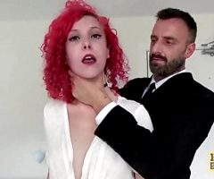 PASCALSSUBSLUTS – Redhead Charlie Ten Submits To BDSM Daddy