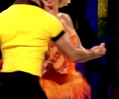 Rachel Riley On Strictly Come Dancing