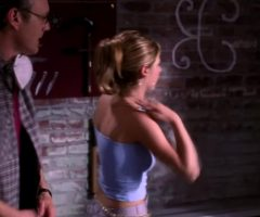 Sarah Michelle Gellar – Buffy The Vampire Slayer
