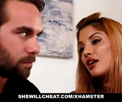 SheWillCheat – Banging Wife Gets Back at Husband
