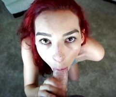 Suck, fuck and you'll earn a facial cumshot