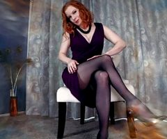 Therapist Deconstructs Your Leg Fetish Lady Fyre FEMDOM