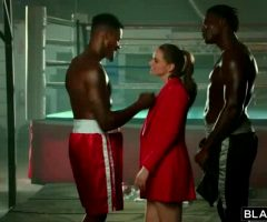 Tori Black – The Big Fight