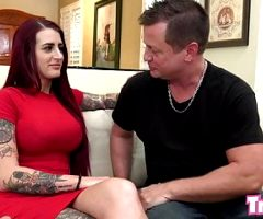 Trickery – Tana Lea gets tricked into her first gangbang