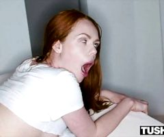 TUSHYRAW Ella Hughes Accepts Only The Biggest Cocks In Her A