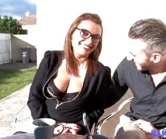 xAlexia and John a couple who loves hard fucking
