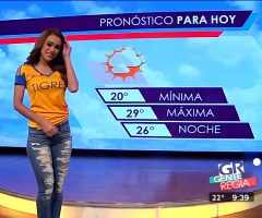 Yanet Garcia In Ripped Tight Jeans