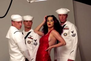 Katy Perry Side Boob