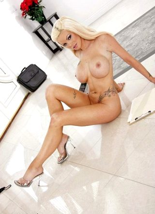 Anything To Sell This House – Delta White – Big Tits At Work