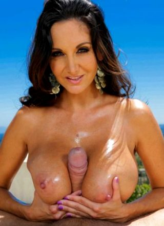 Ava Addams – Dick Between Her Boobs