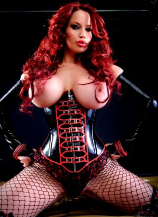 Bianca Beauchamp – For Redhead Fans Big Tit Fans Fetish Fans And Latex Fans – We've Covered The Bases