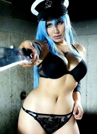 Boudoir Captain Esdeath By Theasianchubbybunny