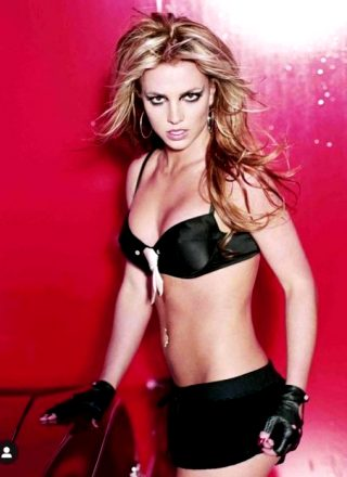 Britney Always Looks Fierce