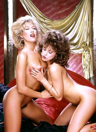 Candi Evans Careena Collins – Set Three Of Three – Photography By Suze Randall