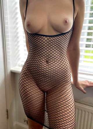 Could I Catch You In This Fishnet? (F)