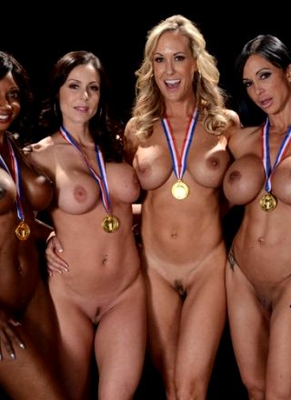 Diamond Jackson, Kendra Lust, Brandi Love And Jewels Jade