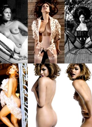Eva Mendes And Her Amazing Body