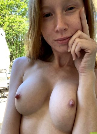 For Some Reason I Just LOVE Taking Nudes In The Backyard. It Sure Is Lovely Out Today. ;3