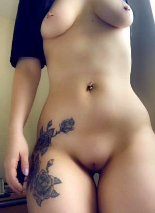 If I Flashed You Like This, Would You Fuck Me?😈