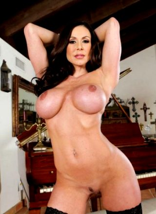 Kendra Lust Milf Stripping