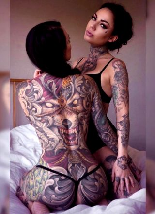 Makani Terror And Alice La Douce